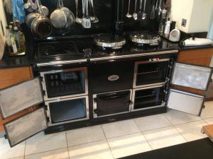 Photo of a 4 oven Aga