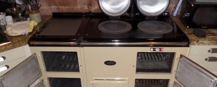 Aga and Range cleaning by OvenMagic
