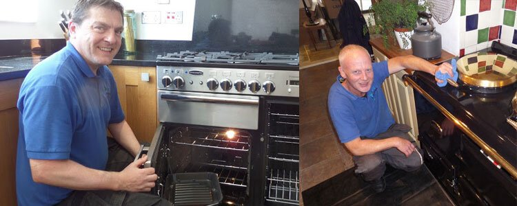 OvenMagic Birmingham oven cleaning in Bournville