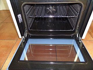 After shot of Cooker cleaning by OvenMagic Birmingham